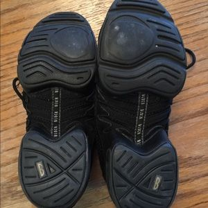 Bloch hip hop shoes - used